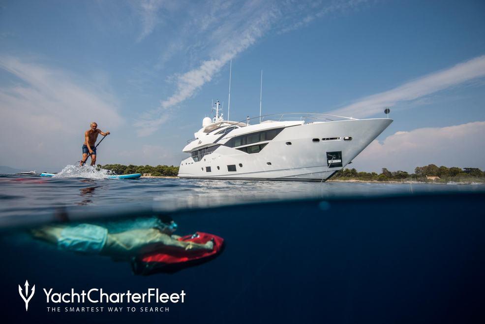 Fleur Charter Yacht