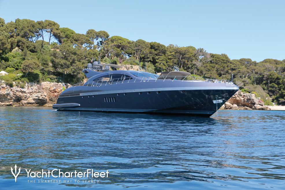 JFF Charter Yacht