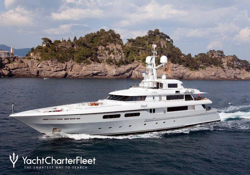 Olmida Charter Yacht