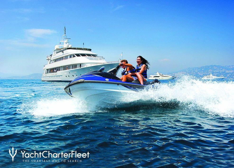 Ionian Princess Charter Yacht