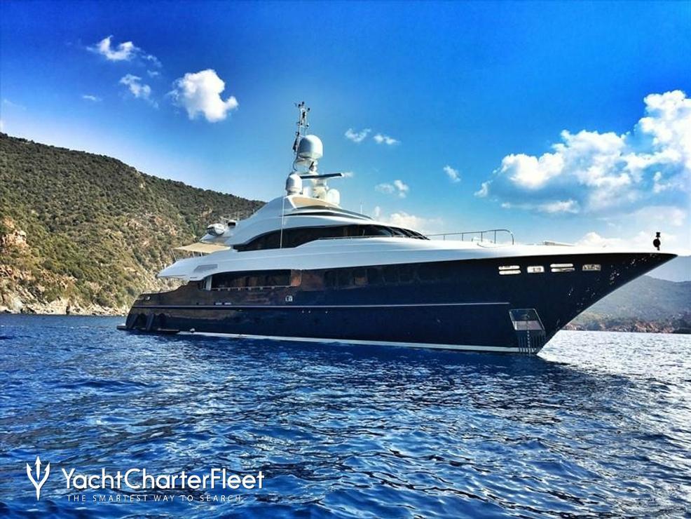 My Way V Charter Yacht