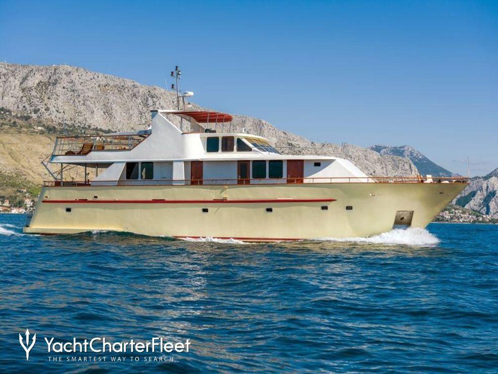 Korab Charter Yacht