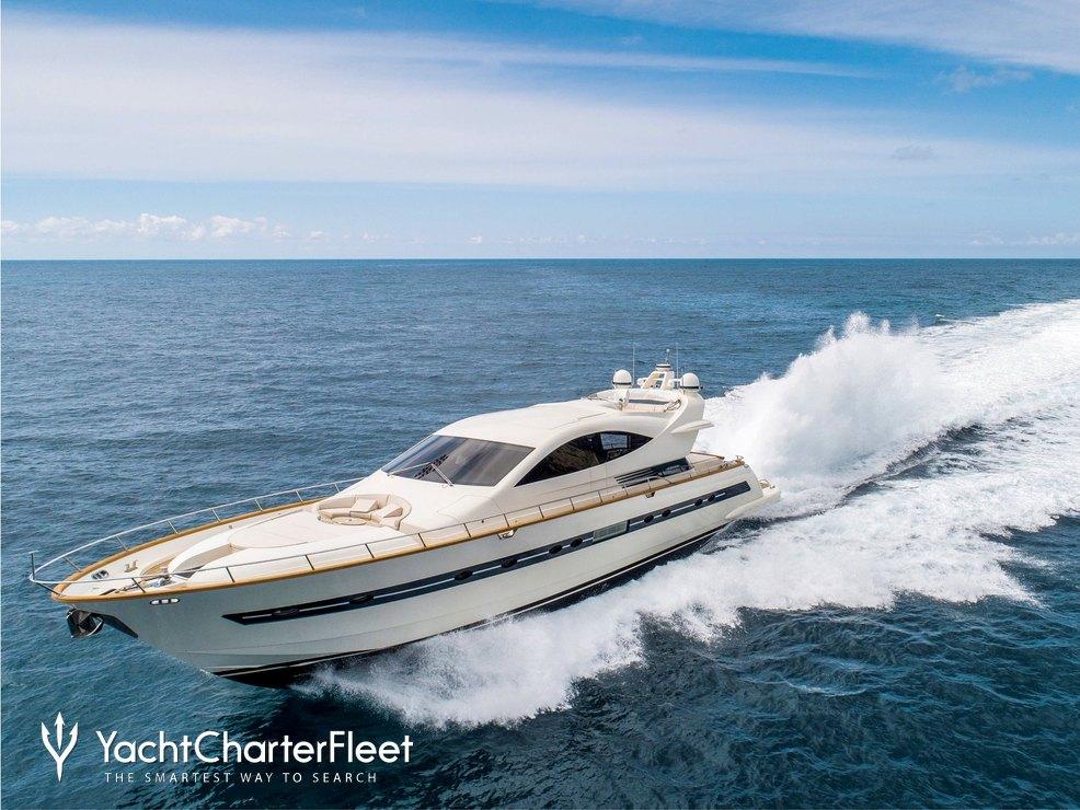 Moki Charter Yacht