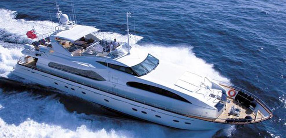 Hero Charter Yacht