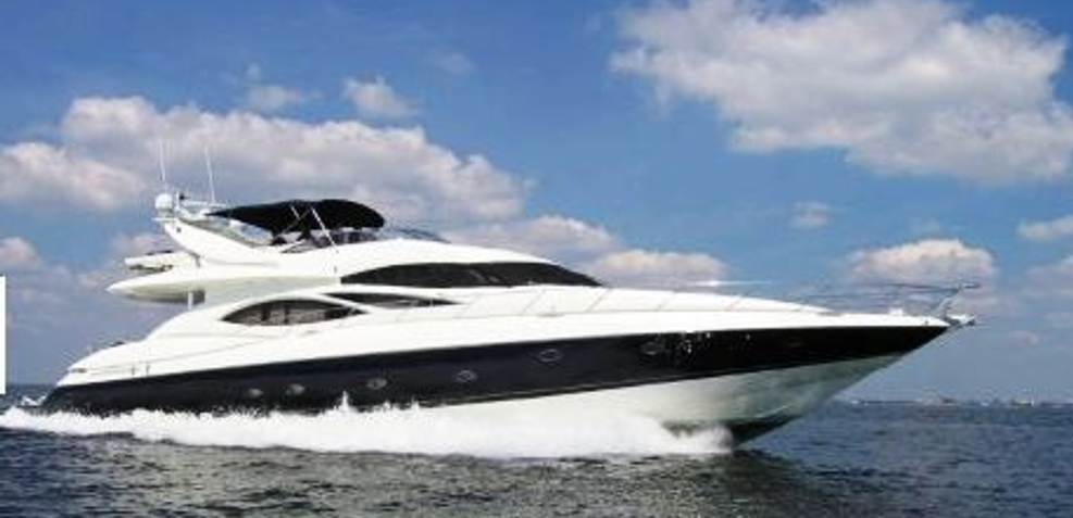 Camilleon Charter Yacht