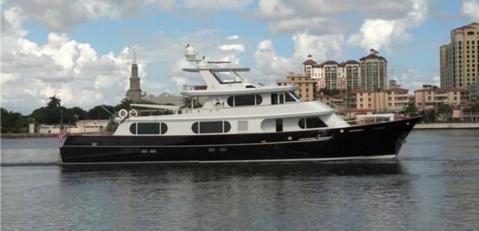 Bravo Charter Yacht
