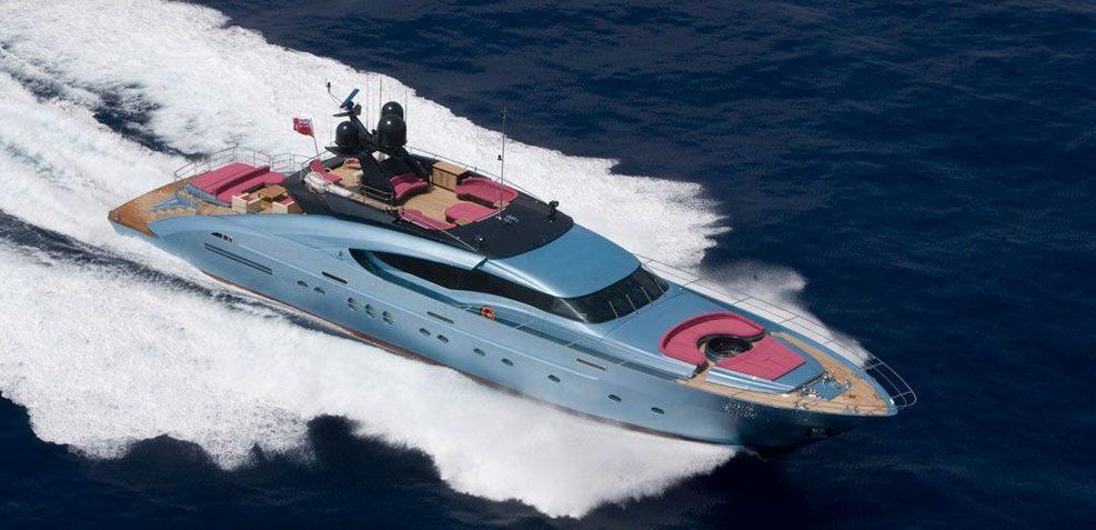 Waverunner Charter Yacht