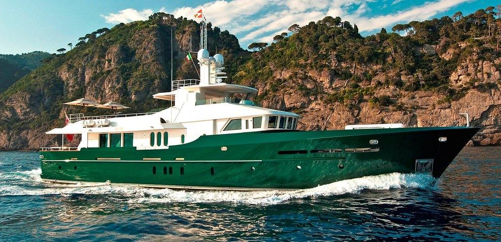 W Explorer Charter Yacht