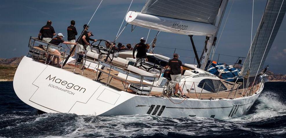 Maegan Charter Yacht