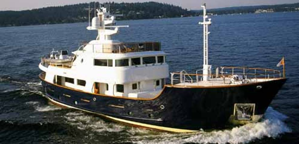 Discovery Charter Yacht