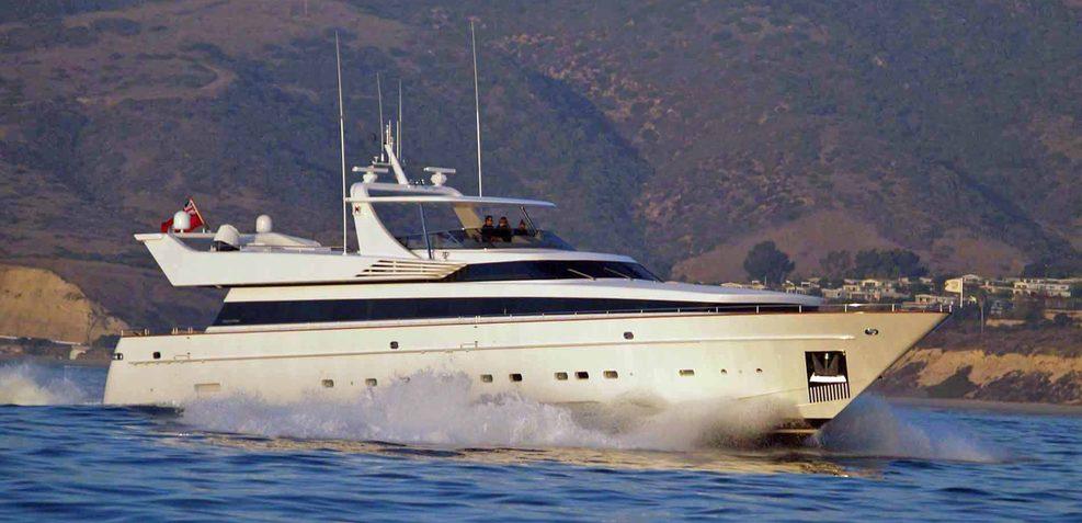 Arrivederci IV Charter Yacht