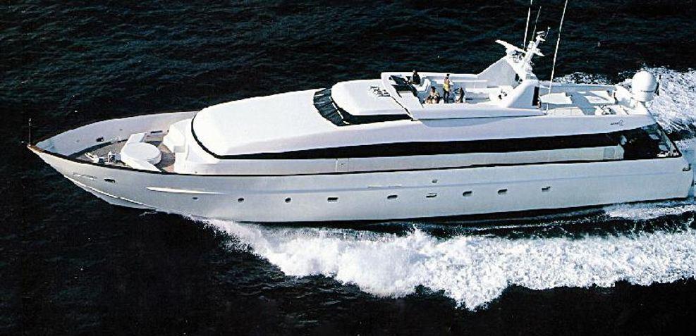 Sta. Maria Charter Yacht