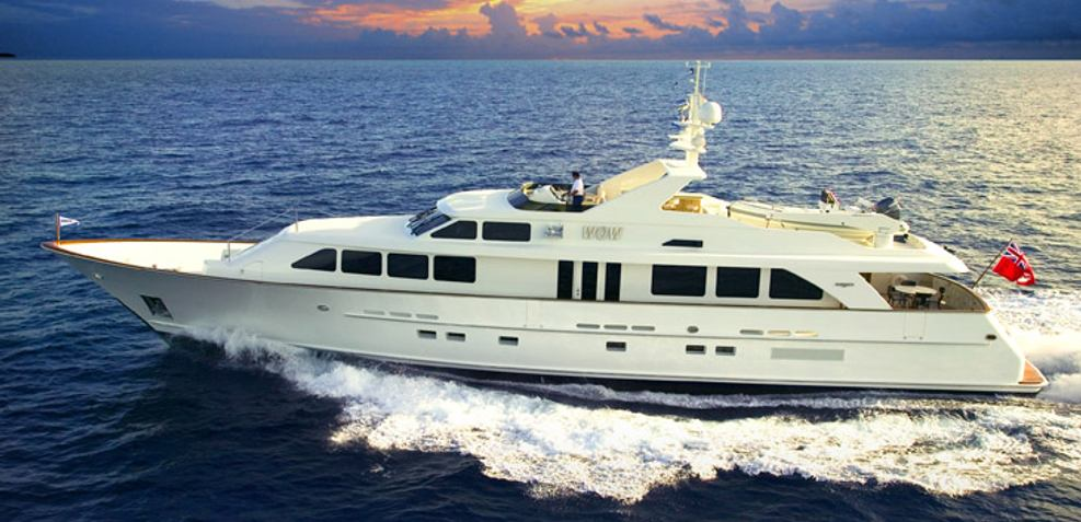 Wow Charter Yacht