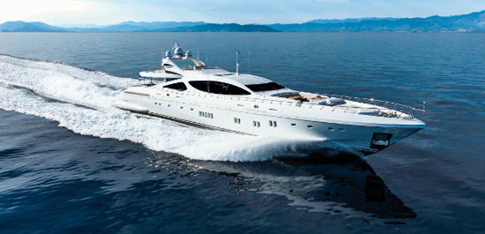 Pumpkin Charter Yacht