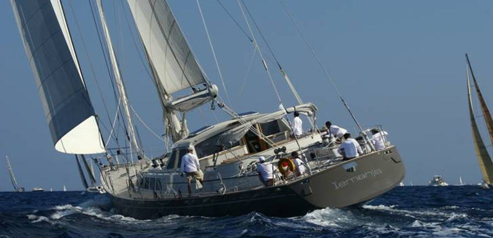 Iemanja Charter Yacht