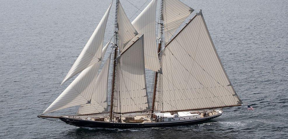 Columbia Charter Yacht