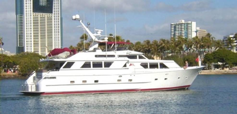 CC-Soda III Charter Yacht