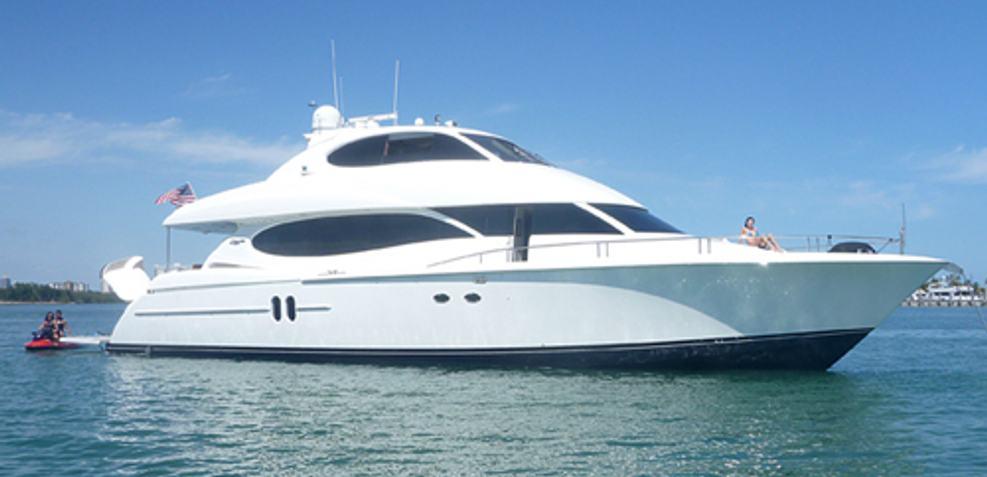 Kemosabe Charter Yacht