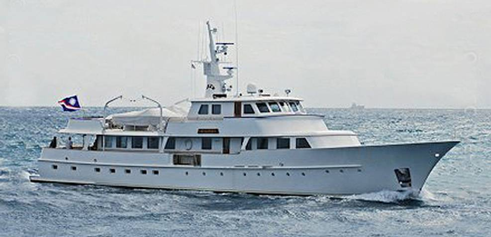 Odalisque Charter Yacht