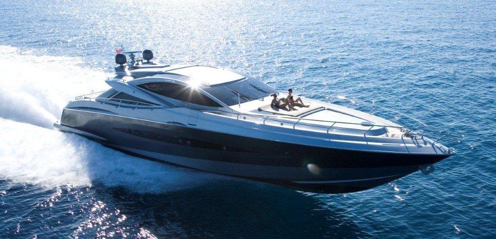 Slice of Life Charter Yacht