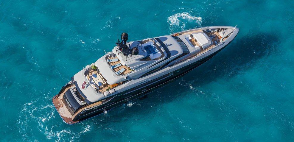 The Shadow Charter Yacht