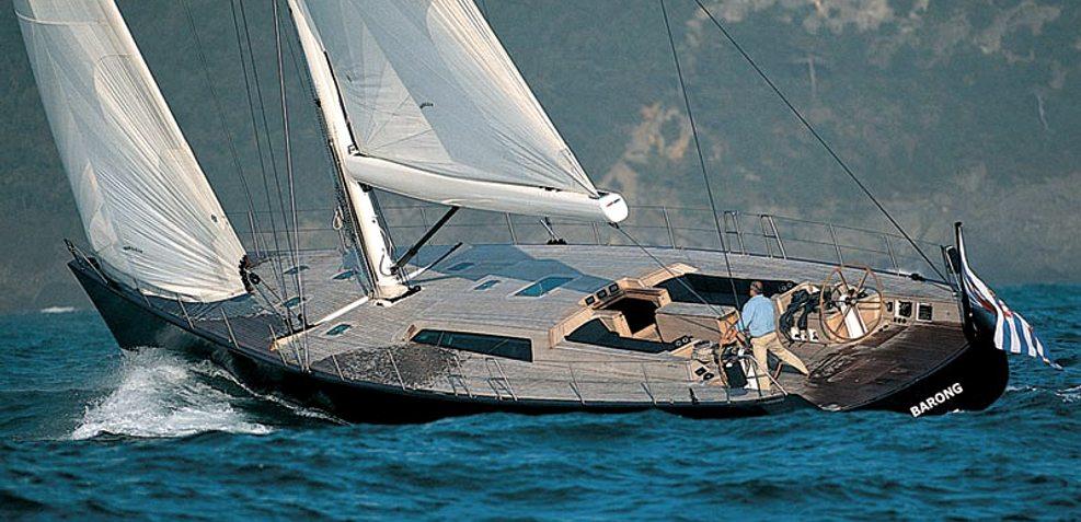 Barong Charter Yacht
