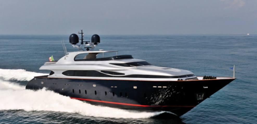 La Gioconda Charter Yacht