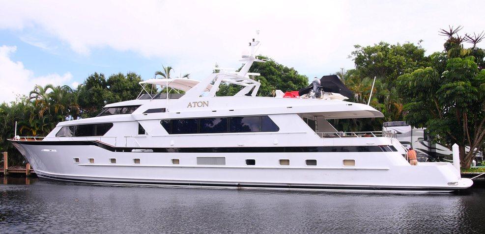 Aton Charter Yacht