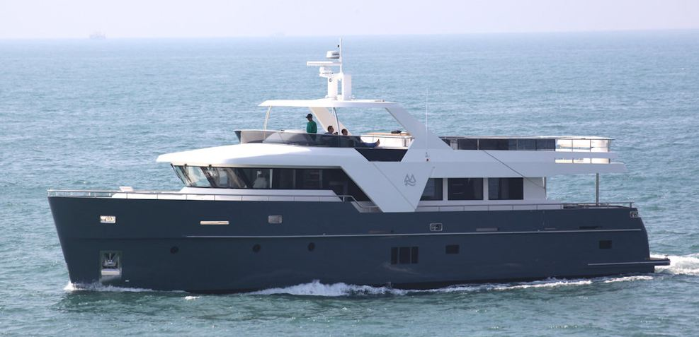 ecHo Charter Yacht