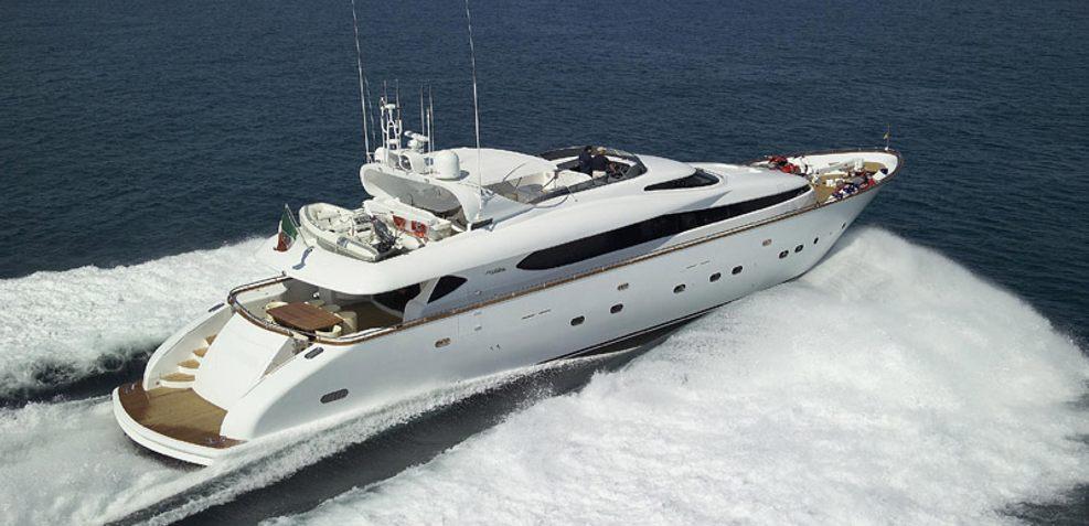 Ramina Charter Yacht