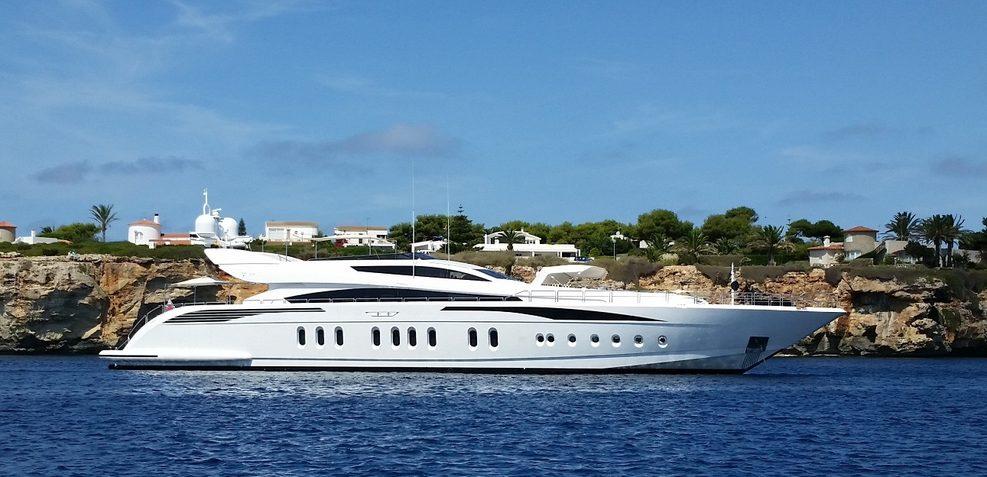 Tutto Le Marrane Charter Yacht