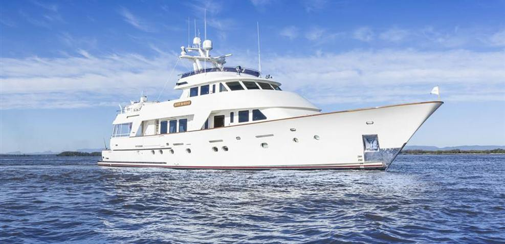 Silent World II Charter Yacht
