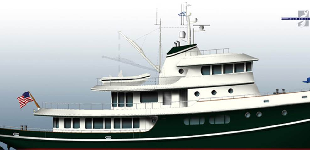 Sea Monster Charter Yacht