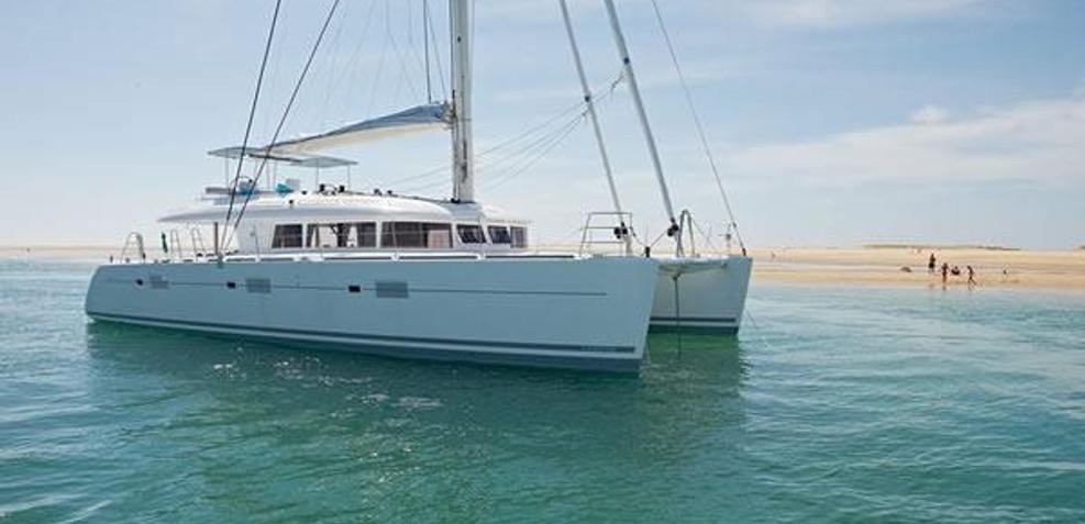 Foxy Lady Charter Yacht