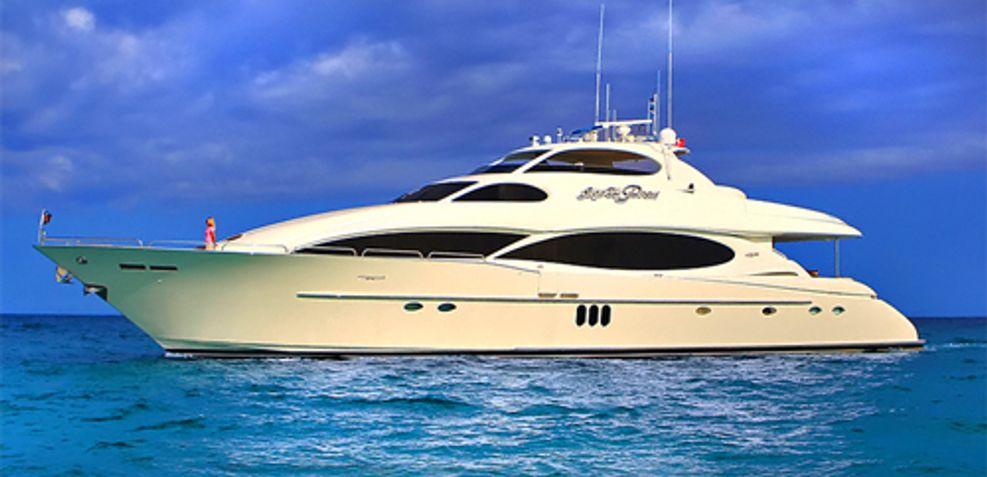 Cedar Island Charter Yacht