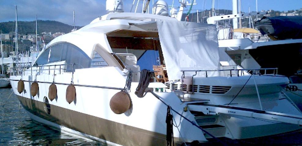 D-Gold  Charter Yacht
