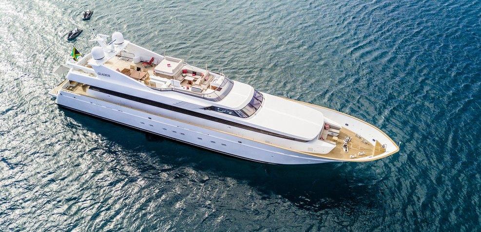 My Flower Charter Yacht