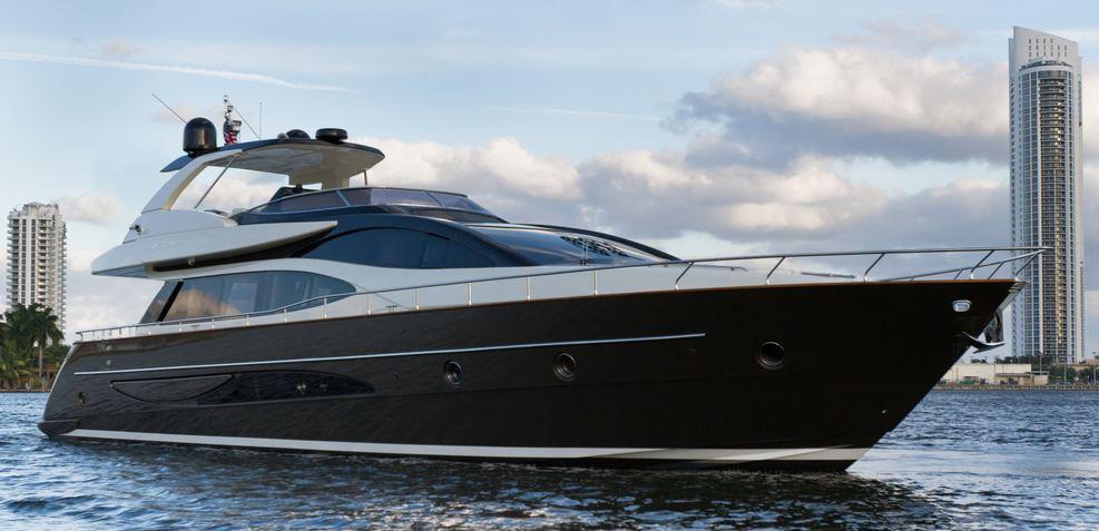 Namedropper Charter Yacht