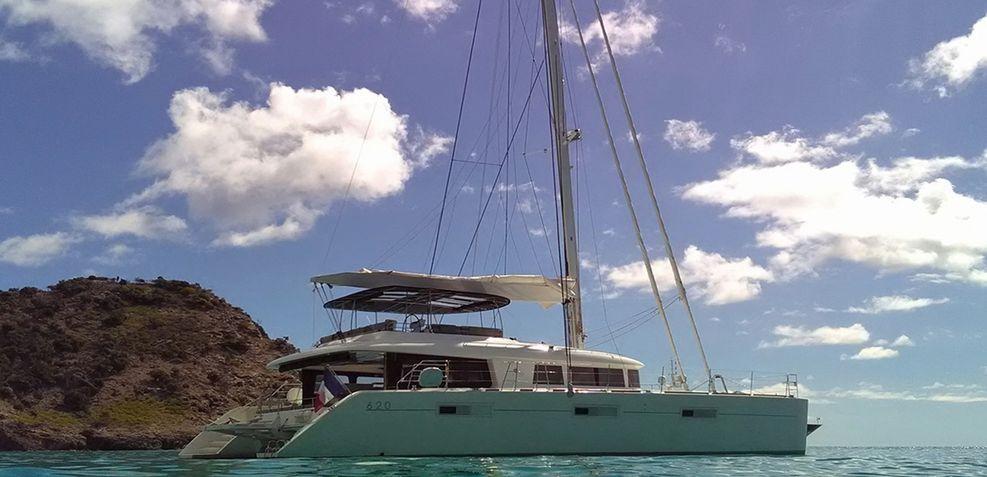 Selene Charter Yacht