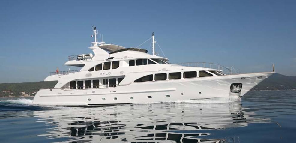 Frish Charter Yacht