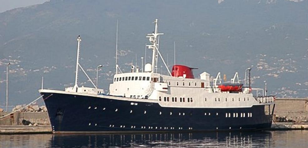 Darli Charter Yacht