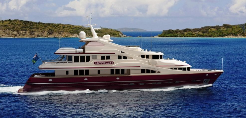 Artpolars Charter Yacht