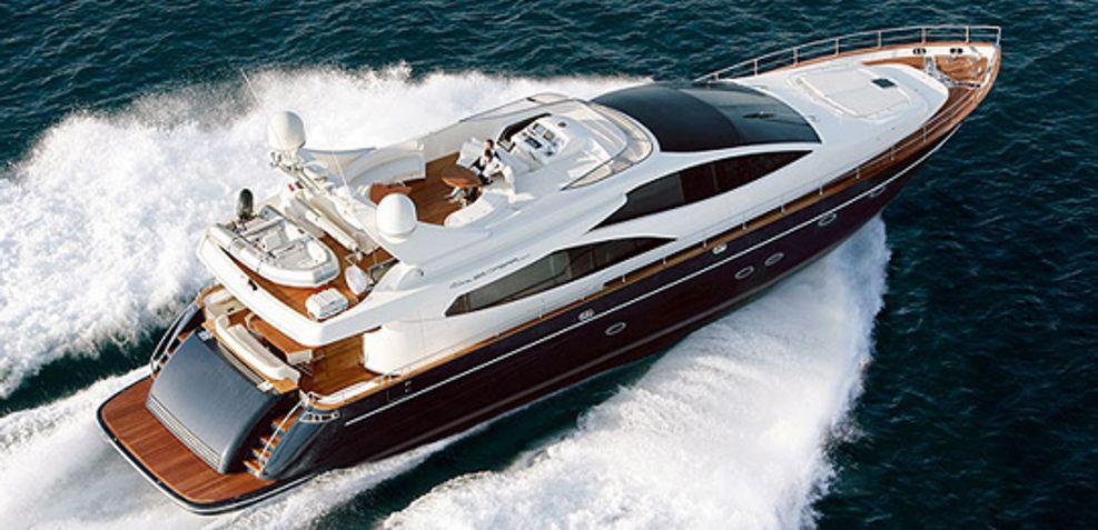 4Five Charter Yacht
