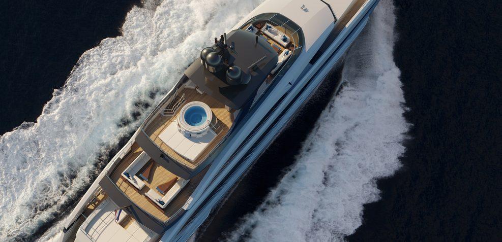 Heesen 18950 Charter Yacht