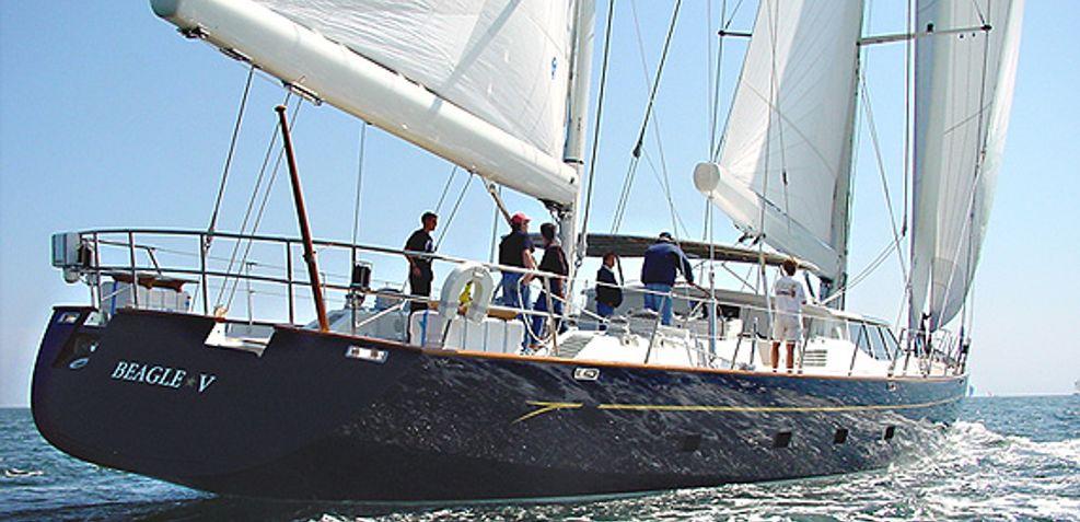 Beagle Star V Charter Yacht