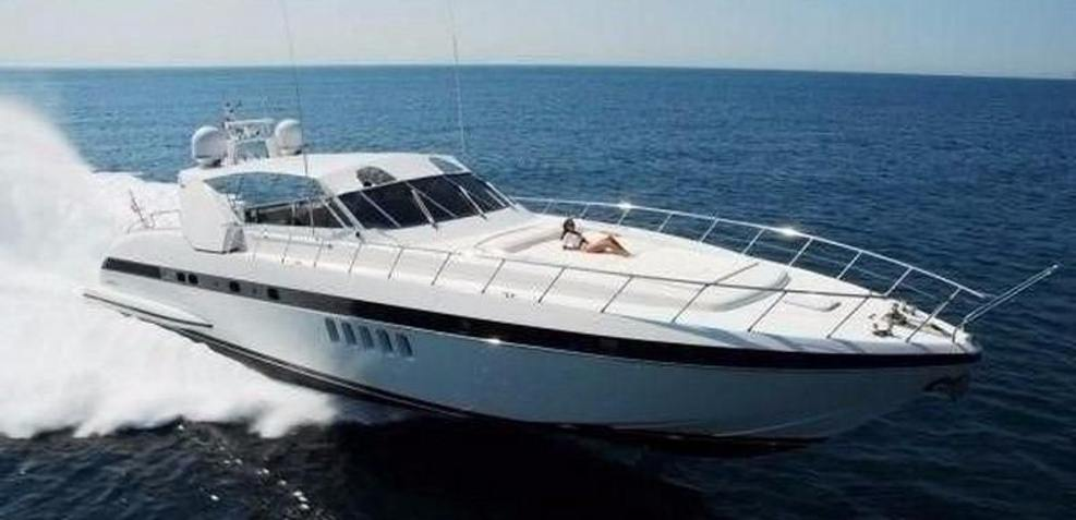 EL VIP ONE Charter Yacht
