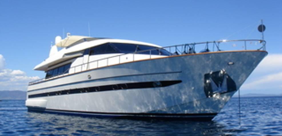 Ghada Charter Yacht