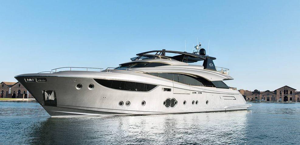 Lady Marisa Charter Yacht