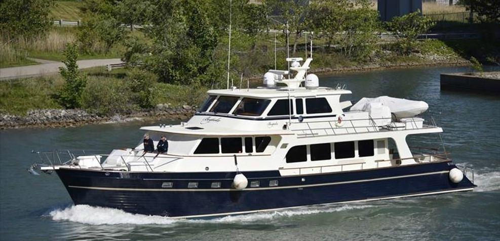 Bespoke Charter Yacht