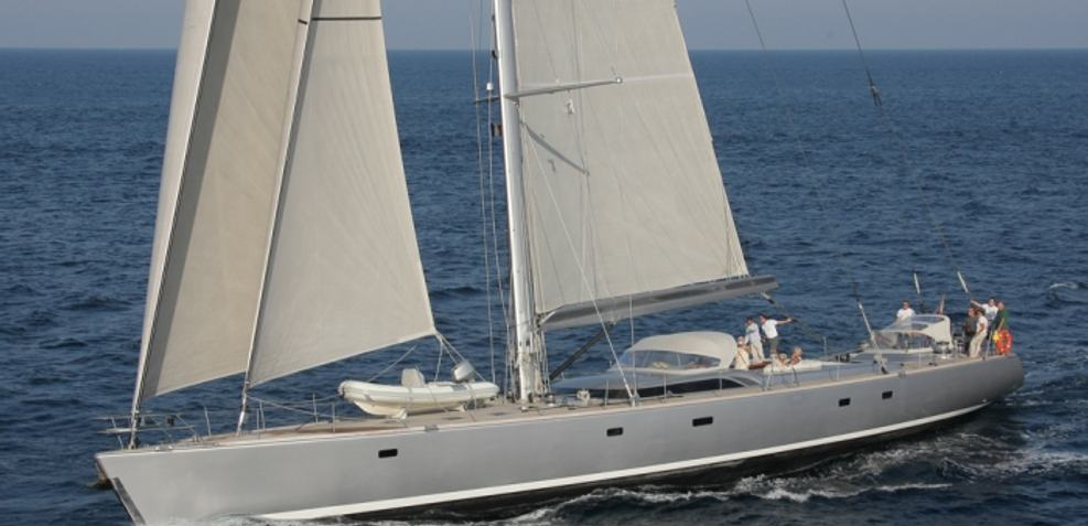 Attimo Charter Yacht